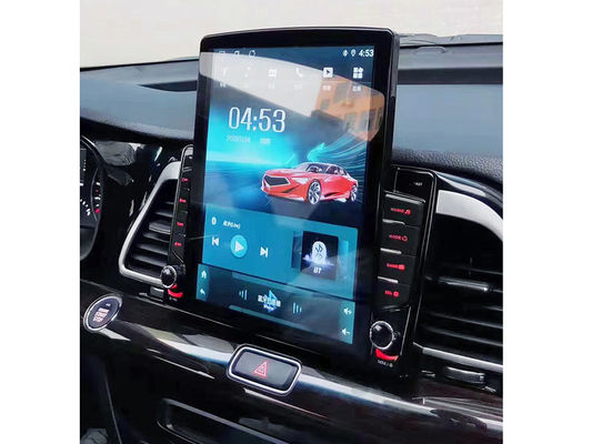 "Porcellana Touch screen verticale universale 9,7"" del sistema di Sat Nav di multimedia dell'automobile di stile di Tesla fornitore"